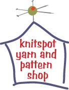 Knitspot Knitting Pattern  and Yarn Shop